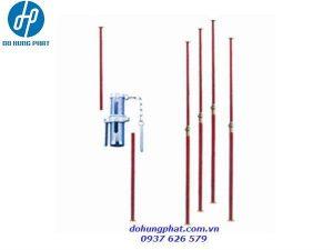 cột chống chất liệu bằng thép