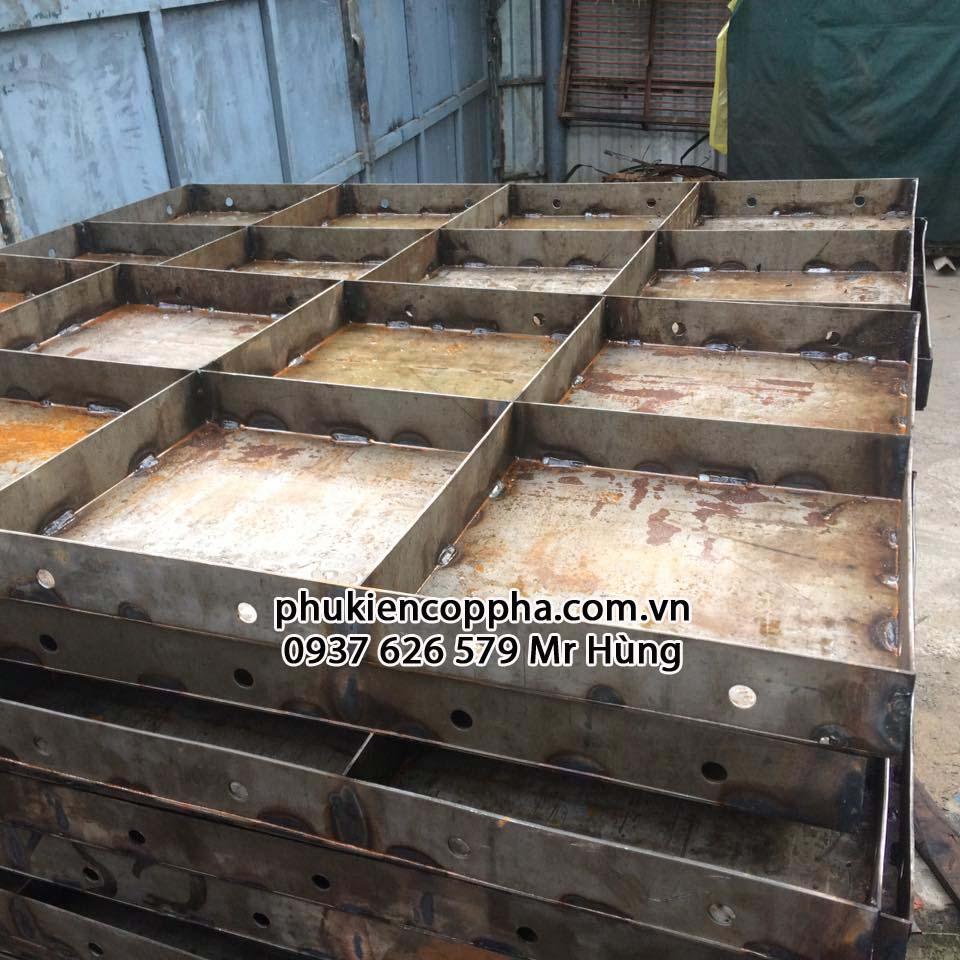 Coffa thép công ty Cốp Pha Việt