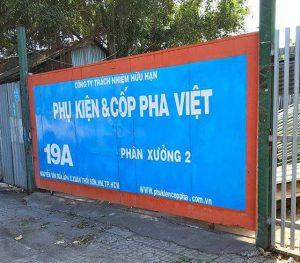 Phụ Kiện Và Cốp Pha Việt