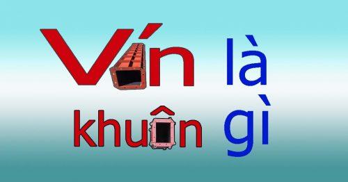 van-khuon-la-gi