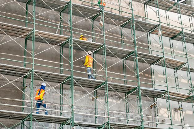 Các loại giàn giáo trong xây dựng